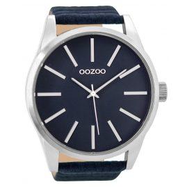 Oozoo C9412 Herrenuhr Dunkelblau 50 mm
