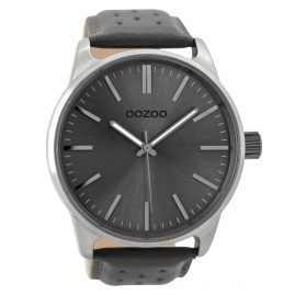 Oozoo C9423 Herrenuhr Grau 48 mm