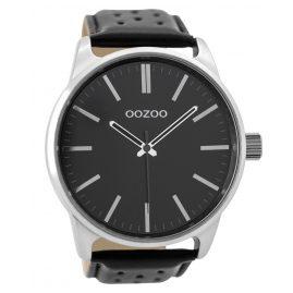 Oozoo C9424 Herrenuhr Schwarz 48 mm