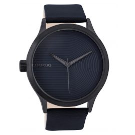 Oozoo C9432 Ladies Watch Black/Anthracite 44 mm