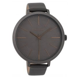 Oozoo C9678 Ladies' Watch 48 mm Dark Grey