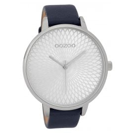 Oozoo C9728 XL Ladies' Watch Blue 48 mm