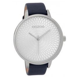 Oozoo C9728 XL Damen-Armbanduhr Blau 48 mm