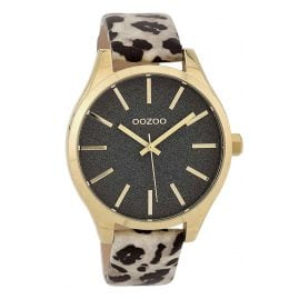 Oozoo C9773 Ladies' Watch Grey 42 mm