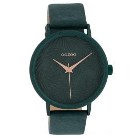 Oozoo C10083 Ladies' Watch Leaves Jade 42 mm