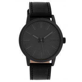 Oozoo C10019 Damenuhr Grau/Schwarz 40 mm