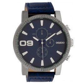 Oozoo C10065 Herren-Armbanduhr Schwarz 50 mm