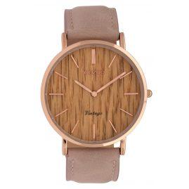 Oozoo C9866 Damenuhr Timepieces Pinkgrau 40 mm