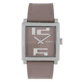 Oozoo C9735 Ladies Wrist Watch Taupe 34 mm