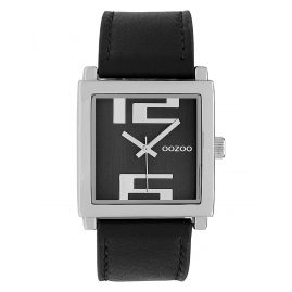 Oozoo C9739 Ladies Watch Black 34 mm