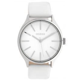 Oozoo C10126 Wrist Watch White 40 mm