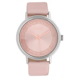 Oozoo C10098 Damenuhr Rosa-Metallic 42,5 mm