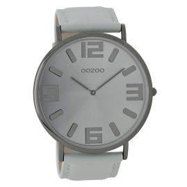 Oozoo C8850 Herren-Armbanduhr Vintage Steingrau 48 mm