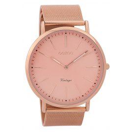 Oozoo C9357 Armband-Uhr Vintage Rosé 44 mm