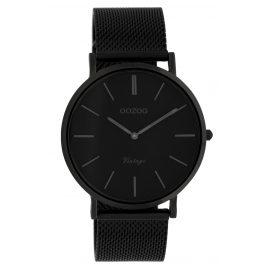 Oozoo C9933 Ladies' Wristwatch Vintage Black 40 mm