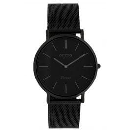 Oozoo C9934 Ladies' Watch Vintage Black 36 mm