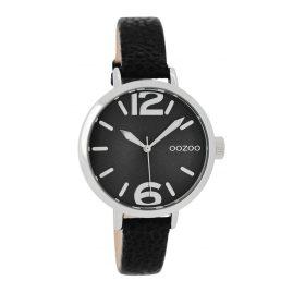Oozoo JR274 Damenuhr Schwarz 35 mm