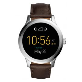 Fossil Q FTW20012 Smartwatch Q Founder Touchscreen Brown