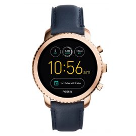 Fossil Q FTW4002 Explorist Herrenuhr Smartwatch Touchscreen