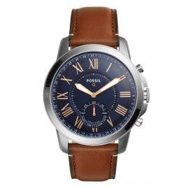 Fossil Q FTW1122 Hybrid Herren-Smartwatch Grant