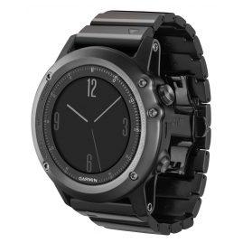Garmin 010-01338-21 fenix 3 Saphir Grau Smartwatch