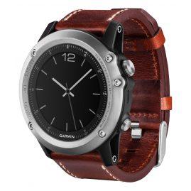 Garmin 010-01338-62 fenix 3 Saphir Silber Smartwatch