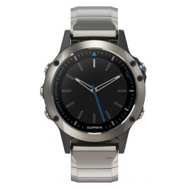 Garmin 010-01688-42 Quatix 5 Saphir GPS WLAN Wassersport Smartwatch
