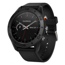 Garmin 010-01702-00 Approach S60 GPS Golf Watch Black
