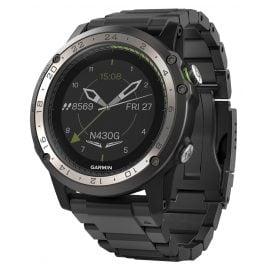 Garmin 010-01733-33 Pilots Watch D2 Charlie GPS Titanium