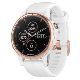 Garmin 010-01987-07 fenix 5S Plus Saphir GPS Multisport Wristwatch Rose Gold/