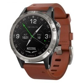 Garmin 010-01988-31 D2 Delta GPS Aviator Watch Smartwatch