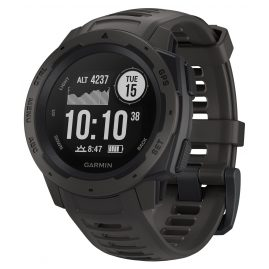 Garmin 010-02064-00 Outdoor Smartwatch Instinct Slate Grey/Black