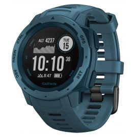 Garmin 010-02064-04 Instinct Outdoor Smartwatch Blue