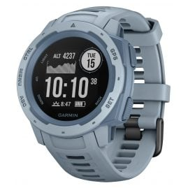 Garmin 010-02064-05 Instinct Outdoor Smartwatch Light Blue