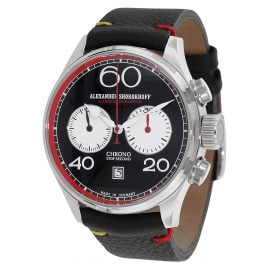 Alexander Shorokhoff AS.C01-4R Red Mechanischer Herren-Chronograph