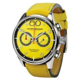Alexander Shorokhoff AS.N.PT05-55 Avantgard Yellowmatic Herrenuhr