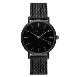 Rosefield MBB-M43 The Mercer Black Armbanduhr