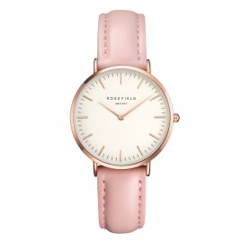 Rosefield TWPR-T58 The Tribeca White/Pink/Rosegold Damenuhr
