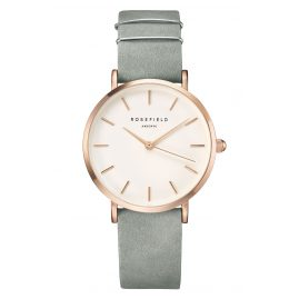 Rosefield WMGR-W74 Damenuhr The West Village Mint Grey/Roségold