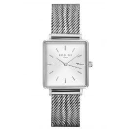 Rosefield QWSS-Q02 Damen-Armbanduhr The Boxy Mesh