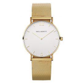 Paul Hewitt PH-SA-G-ST-W-4M Sailor Line Wristwatch