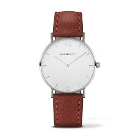 Paul Hewitt PH-SA-S-ST-W-1M Herrenuhr Sailor Line White Sand
