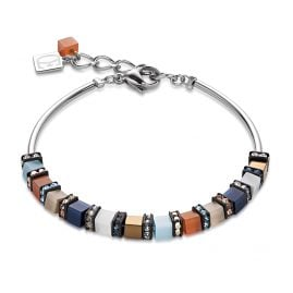Coeur de Lion 4031/30-1559 Damen-Armband Multicolor Motion