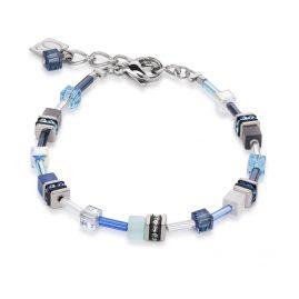 Coeur de Lion 4910/30-0737 Damen-Armband Blau-Acqua