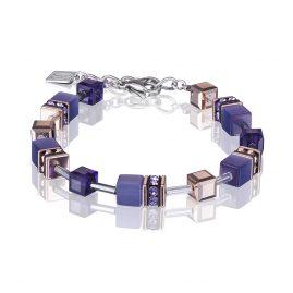 Coeur de Lion 4016/30-0800 Damen-Armband Lila