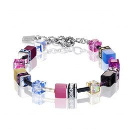 Coeur de Lion 2838/30-1571 Damen-Armband Multicolor Vintage 3