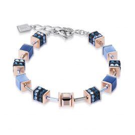 Coeur de Lion 4928/30-0700 Damen-Armband Blau