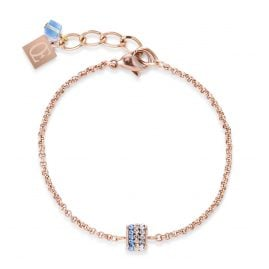 Coeur de Lion 4958/30-0700 Ladies´ Bracelet Blue