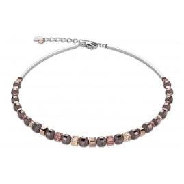Coeur de Lion 4896/10-1900 Damen-Collier Rosa