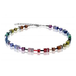 Coeur de Lion 2838/10-1570 Ladies' Necklace Rainbow